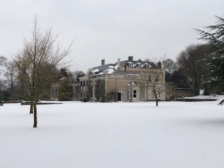 Snow at Downes Estate